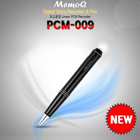 PCM-009(8GB/16GB)  최신형 볼펜녹음기