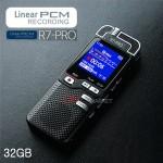 R7-PRO (8GB) 최신형/ 먼거리 고음질 증폭녹음, 가방속녹음, 포켓속녹음